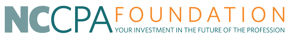 NC CPA Foundation - Your Investment in the Future of the Profession Logo