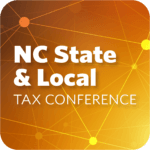 NC State & Local Tax Conference 2021 Image